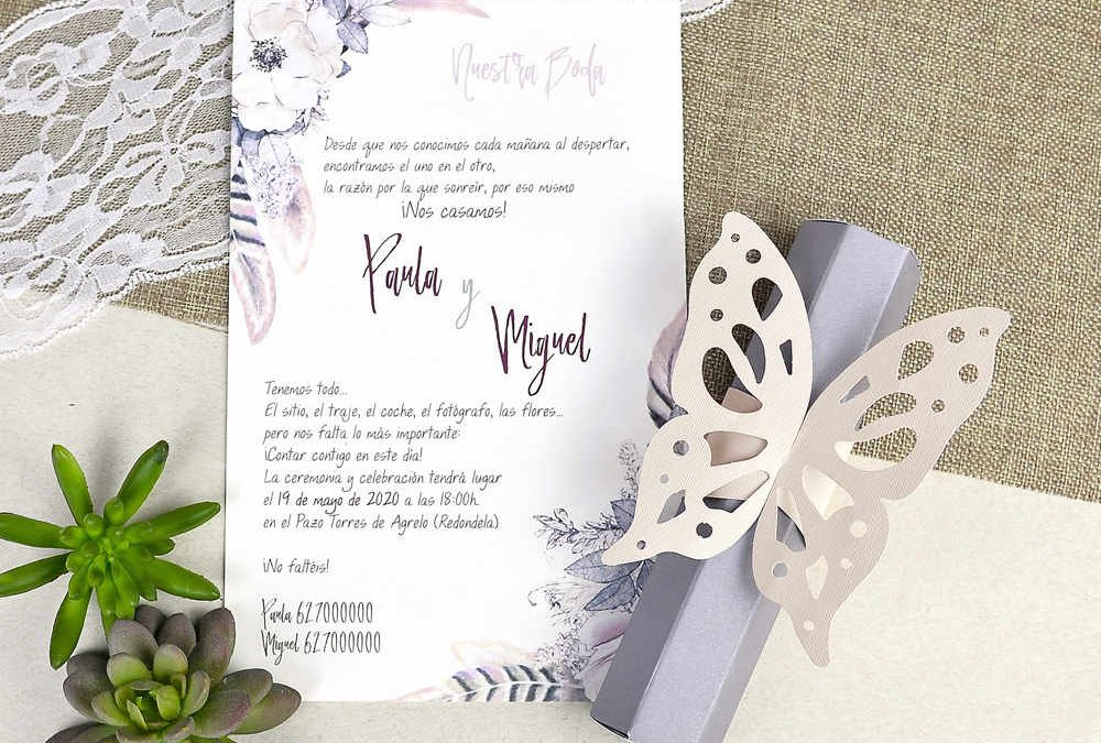 Invitaciones Para Una Boda Civil Blog De Ceremoniq