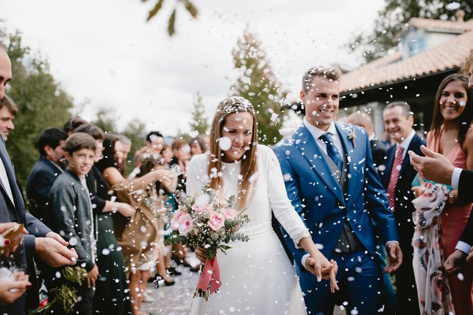 Lista de canciones para una boda