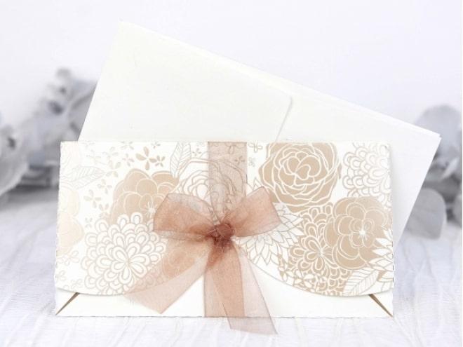 Invitación de boda 39207
