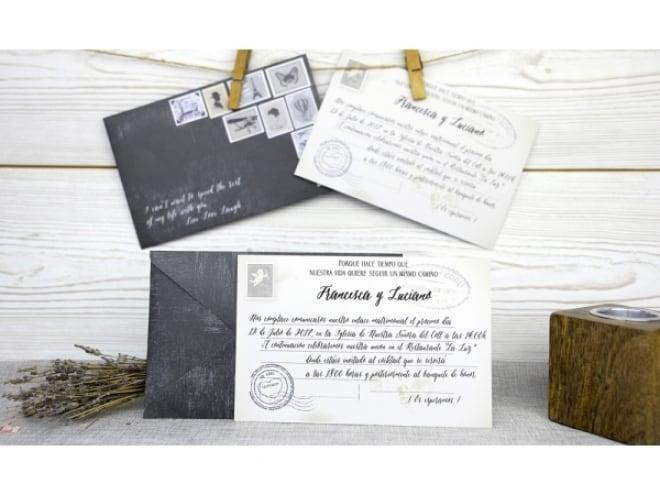 Invitación de boda 32513