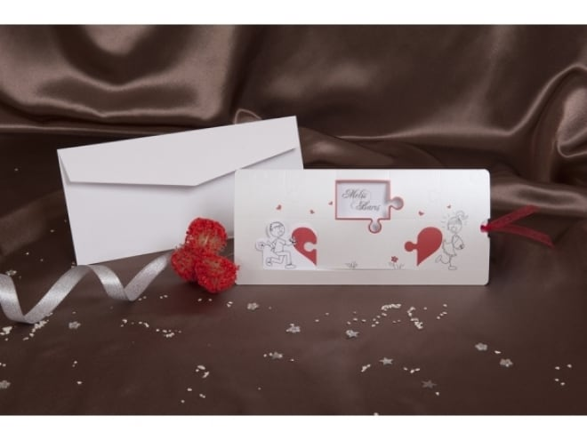 Invitación de boda 30079