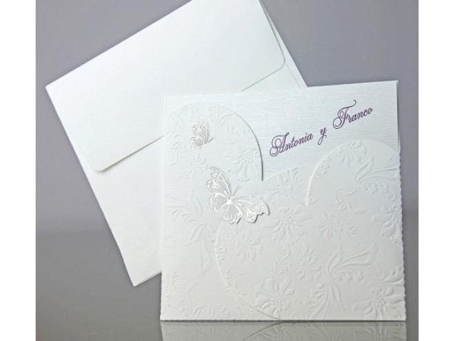 Invitación de boda 34917