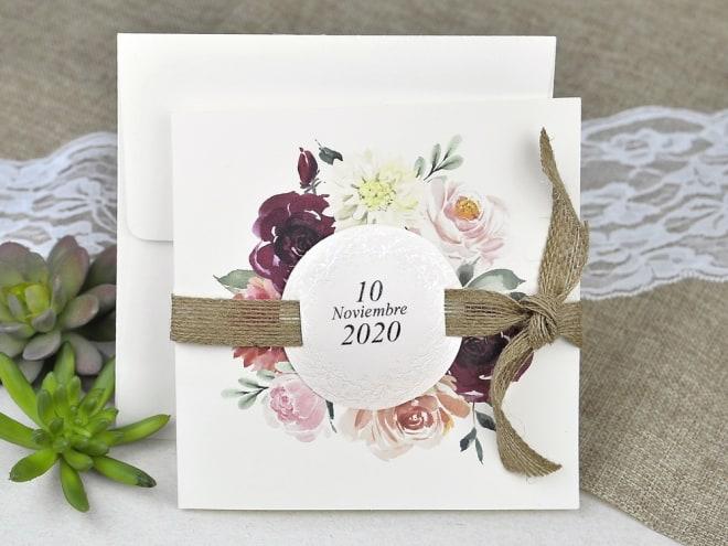 Invitación de boda 39622