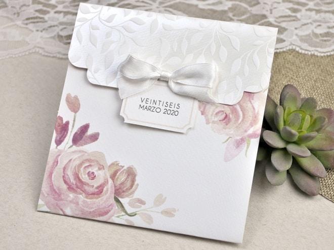 Invitación de boda 39623